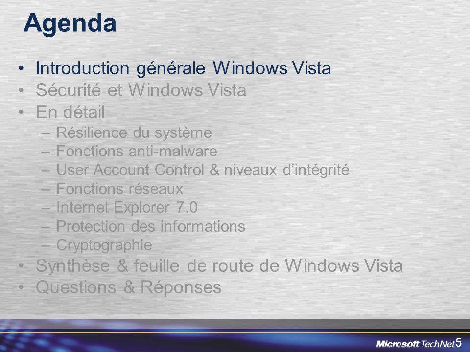 26 Windows Vista - Defender