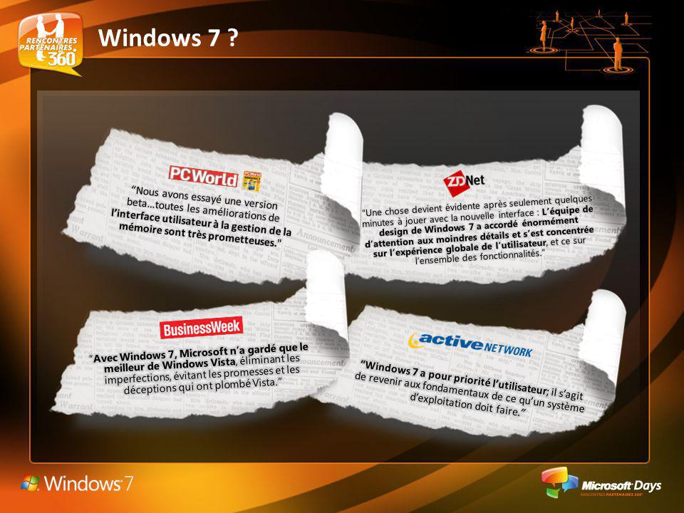 Windows 7 ?