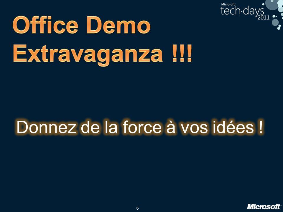 7 Outlook 2010 Interface à ruban .
