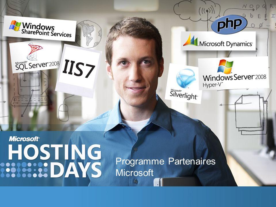 Programme Partenaires Microsoft