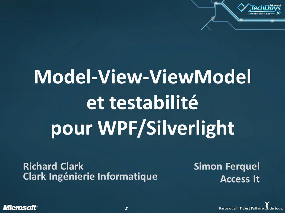 33 Clark Ingénierie Informatique http://www.c2i.fr Livres chez Microsoft Press Expert CodeFluent 2001-2009 RIP.