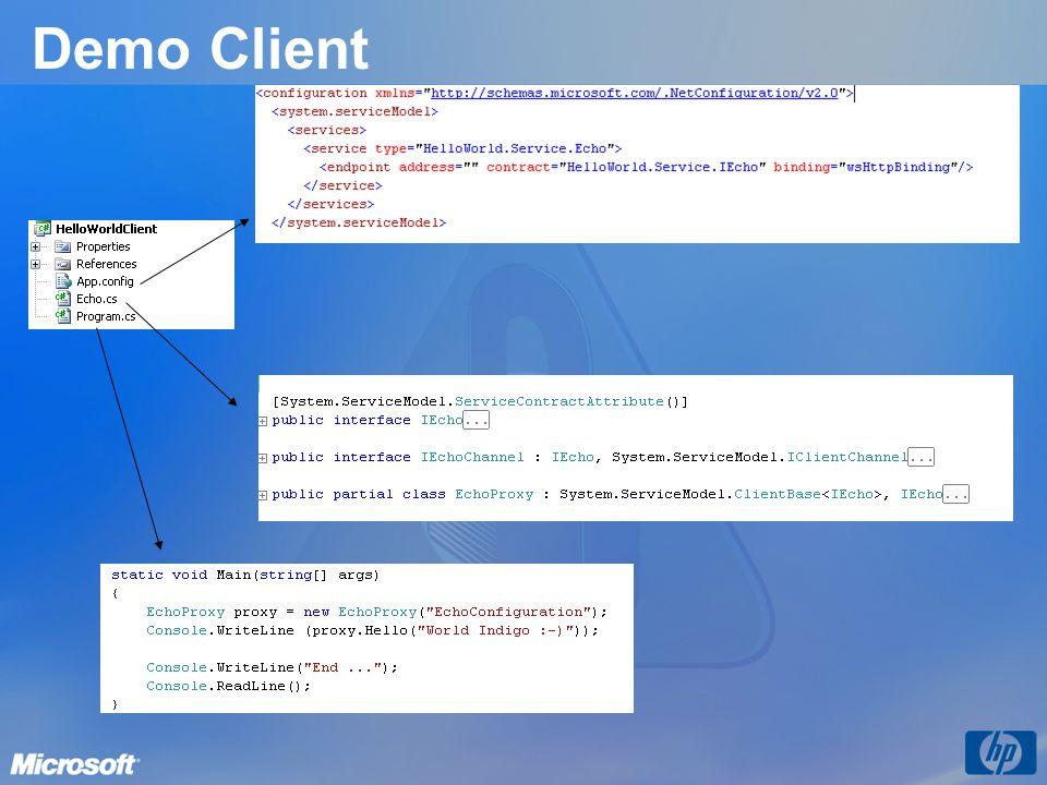 Demo Client