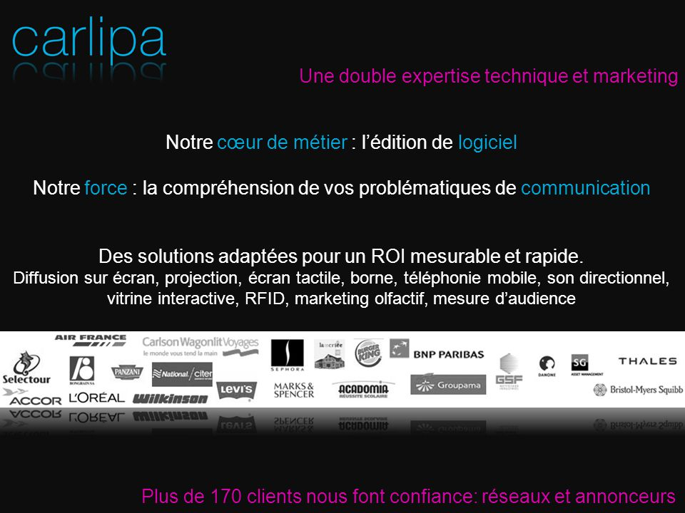 I. Le Digital Marketing-at- Retail