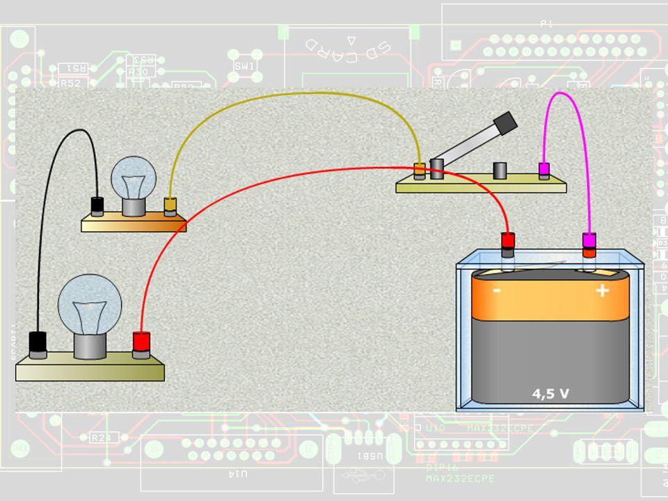 Activité 3 Le court-circuit Réalisez le circuit suivant: On rajoute un fil rouge aux bornes de la lampe L2