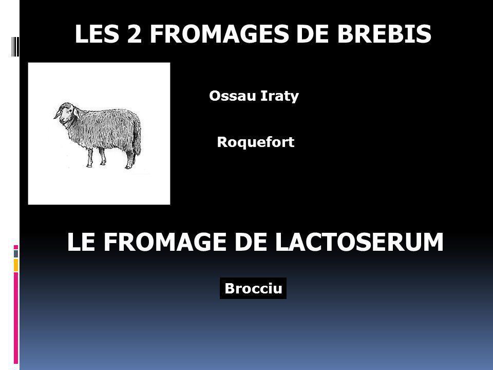 Lait de vache AOC EPOISSES (AOC depuis 1991) Le nez est fort, bouqueté, aux arômes de sous-bois En bouche, la pâte est souple, onctueuse, avec un cœur légèrement friable Son goût est subtil, fruité, franc et équilibré Tarifs 15 à 22 le kg Poids 2 formats : -250 à 350 g -700g à 1.1 kg Vins Vin blanc sec (AOC Rully) Vin rouge charnu (AOC Gevrey- Chambertin) Fromage inventé par des moines Cisterciens de Bourgogne et que Brillat Savarin couronna plus tard comme « le roi des fromages ».