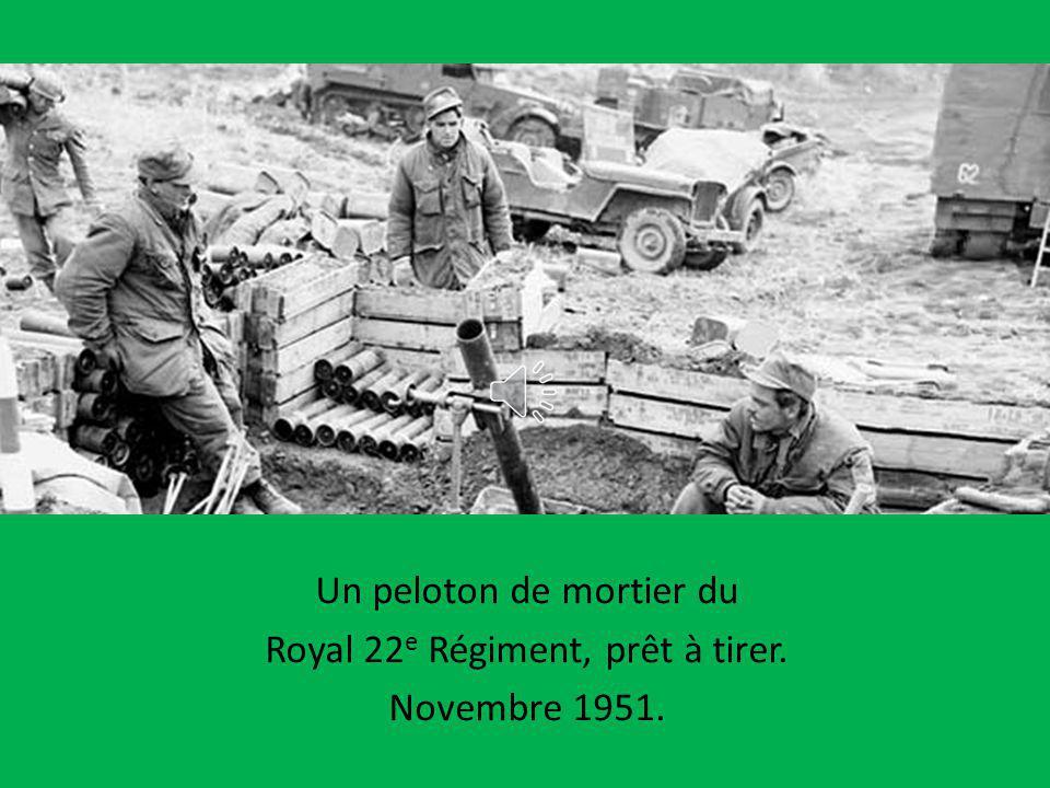 26,00o Canadiens et Canadiennes ont servi en Corée; 516 ont péri durant le conflit; Plus de 1042 blessés sérieusement ; 7,000 soldats Canadiens ont servi jusquà la fin de 1955 dans cet intense théâtre dopérations après la signature de larmistice (certains jusquen 1957)