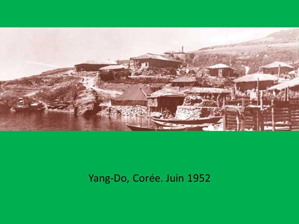 Le pont Teal enjambant la rivière Imjin