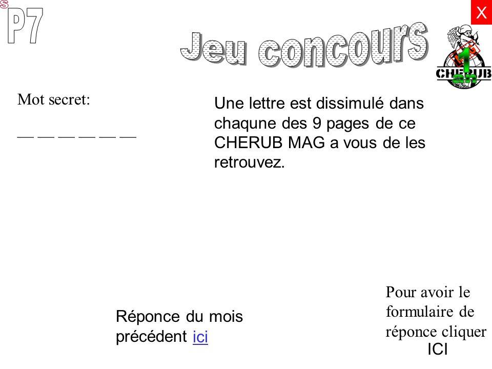 X Ces bracelet CHERUB orange ont été offert aux fans lors de la tournée en France de Robert MUCHAMORE.
