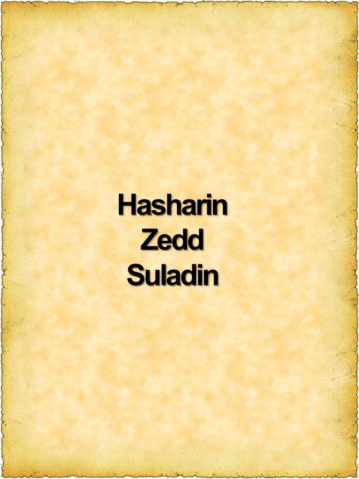 HasharinZeddSuladin