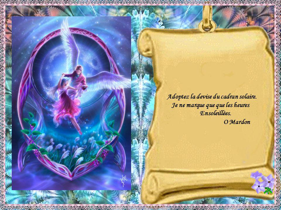 Nul bonheur n est aussi grand que la paix De l esprit Dhammapada