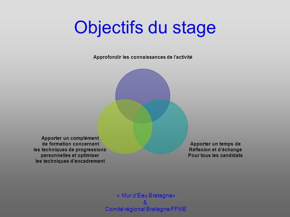 « Mur dEau Bretagne» & Comité régional Bretagne FFME Contacts Laurent BOERO 0663399330 Sites Web: