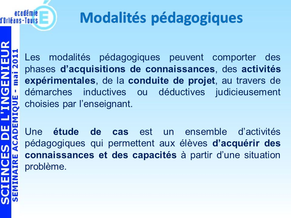 Phase dactivation lancement cours Travaux Dirigés Activité 1 Activité 2 Activité 3 Activité 4 Evaluation sommative Evaluation formative