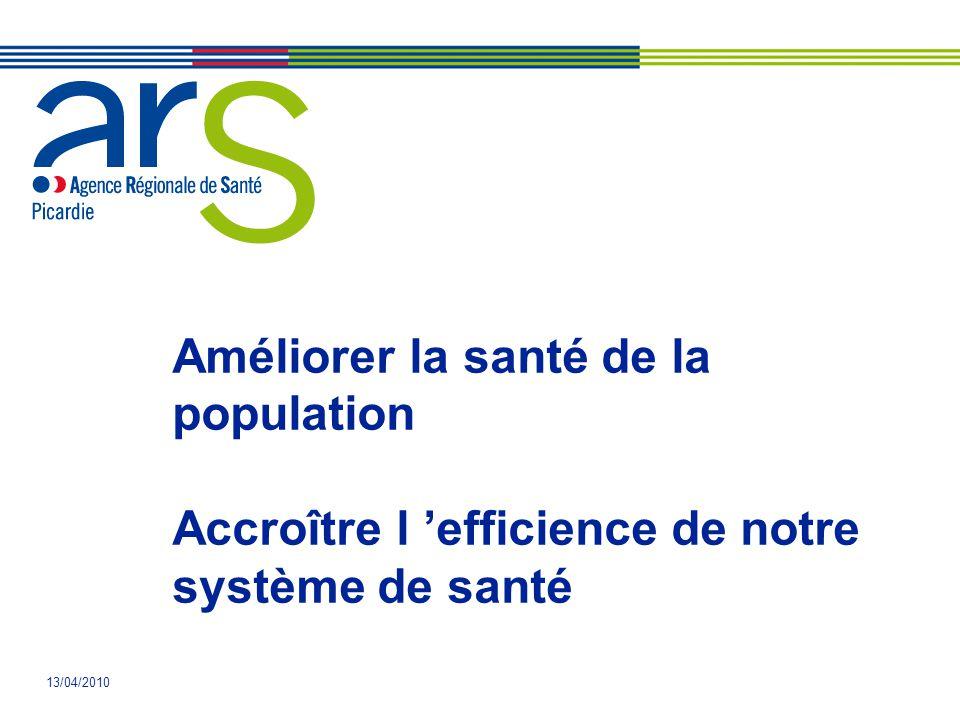 12 Organigramme de l ARS de Picardie