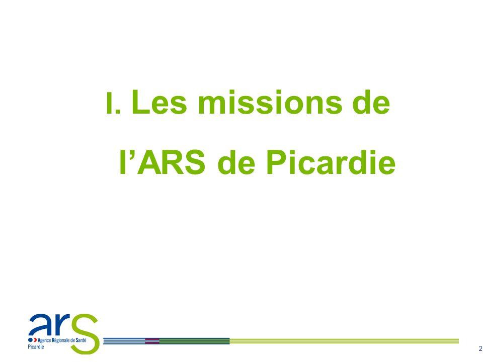 13 Des collaborateurs présents dans les 3 départements LARS est implantée sur 5 sites le siège principal (52 rue Daire à Amiens) le siège secondaire (6 rue des Hautes Cornes à Amiens) 3 délégations territoriales départementales - Aisne (28 rue Fernand Christ à Laon) - Somme (3 bd de Guyancourt à Amiens) - Oise (13 rue Biot à Beauvais) 280 collaborateurs 20% de personnels de lAssurance maladie 80% dagents de lEtat 21 médecins, chirurgien dentiste et pharmaciens