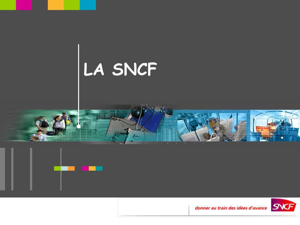 LH – Politique de linnovation 2007 LA SNCF