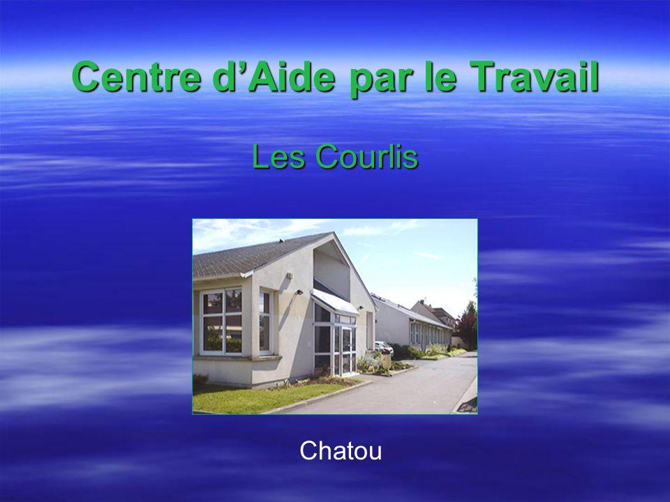 Chatou Centre dAide par le Travail Les Courlis