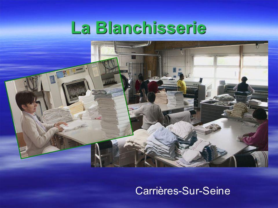 La Blanchisserie Carrières-Sur-Seine