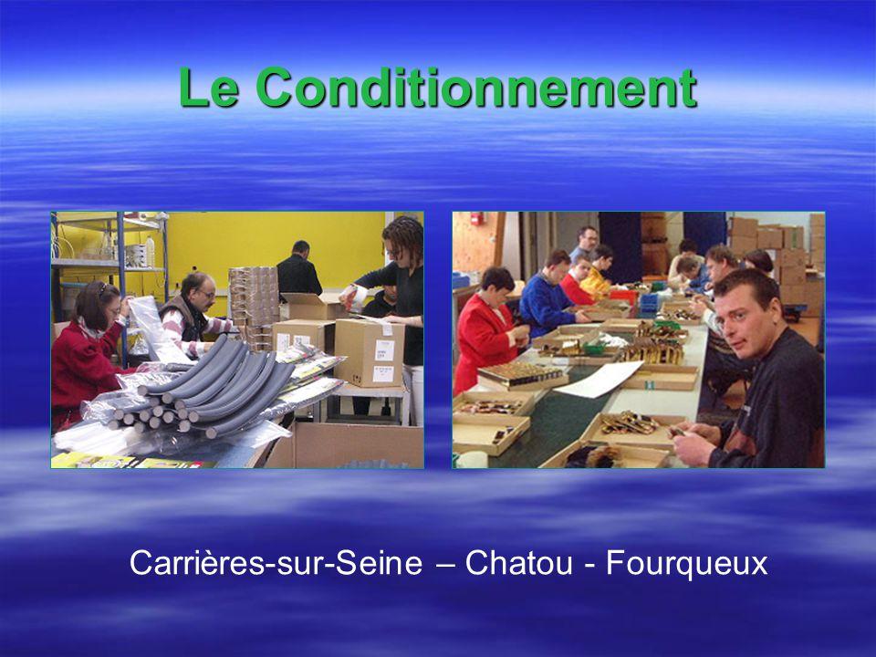 Le Conditionnement Carrières-sur-Seine – Chatou - Fourqueux
