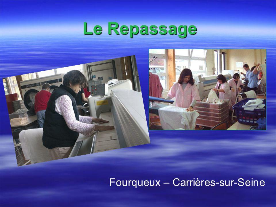 Le Repassage Fourqueux – Carrières-sur-Seine