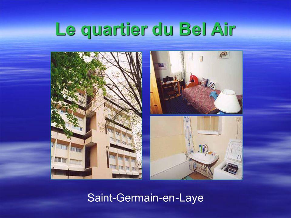 Le quartier du Bel Air Saint-Germain-en-Laye