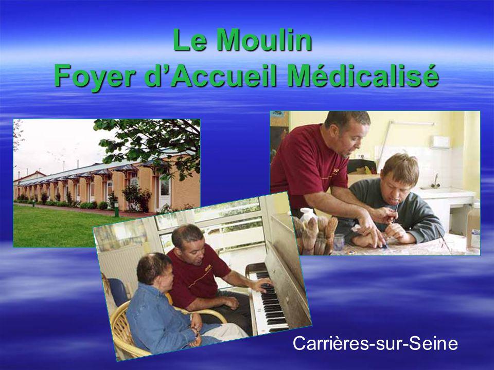 Le Moulin Foyer dAccueil Médicalisé Carrières-sur-Seine