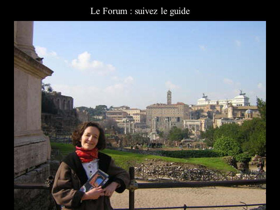 Le Forum : suivez le guide