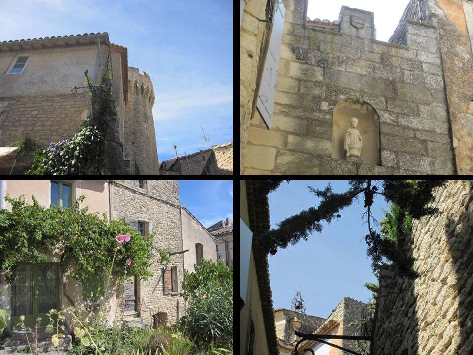 Jeudi matin nous partons visiter le Château de LOURMARIN Tout au long de lannée, des artistes y viennent présenter leurs œuvres et en été de superbes concerts.