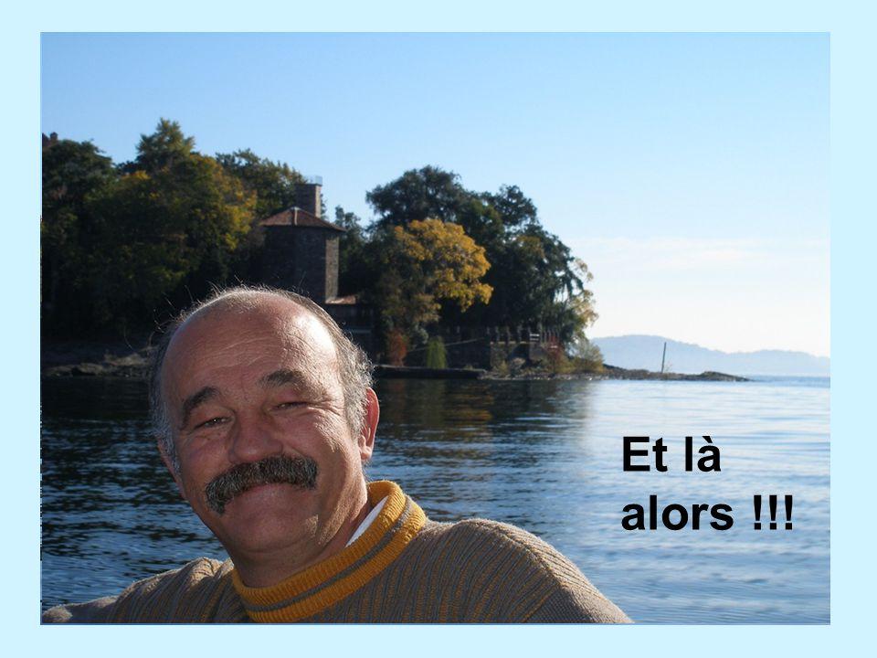 Bon, lItalie, cest pas que des lacs… On sy promène… On y mange… Hein !.