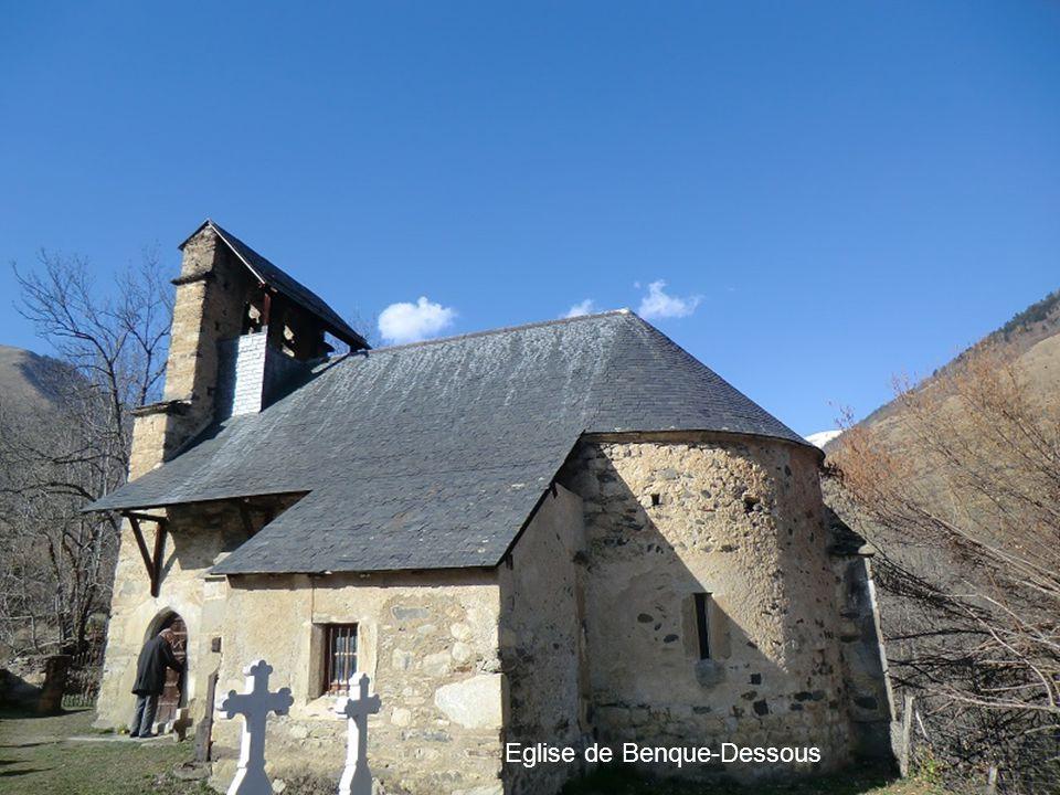 Eglise de Benque-Dessous