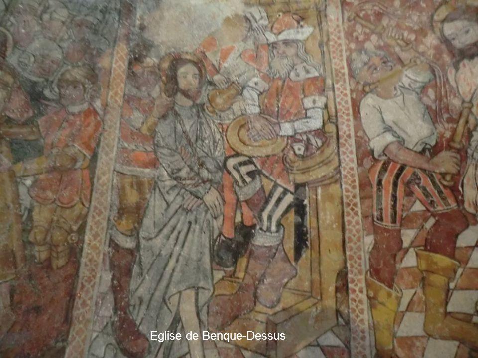 Eglise de Benque-Dessus