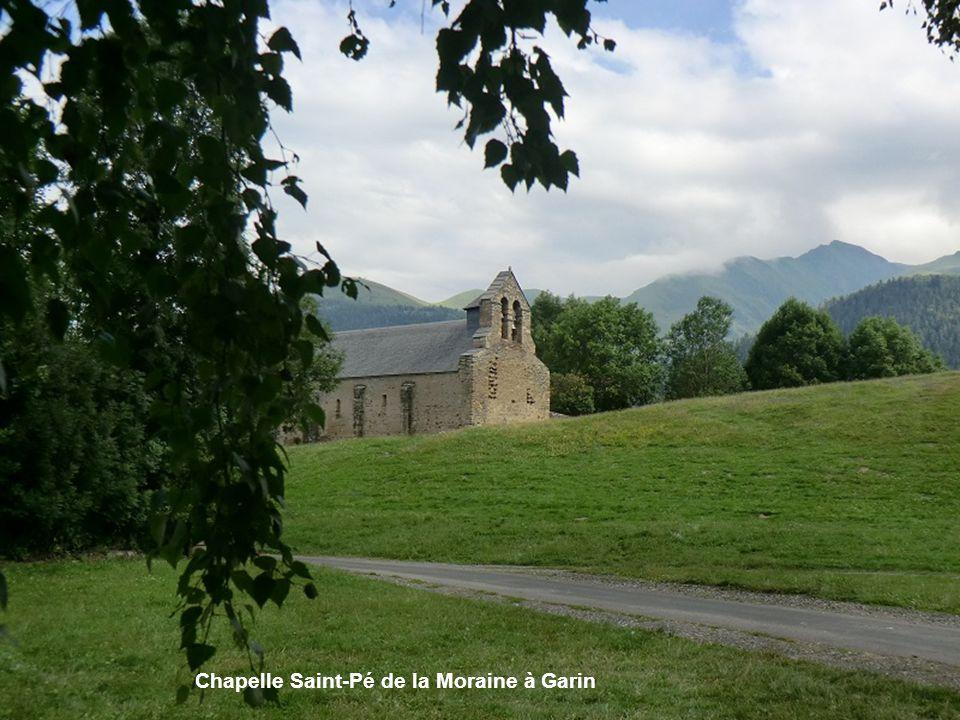 Chapelle Saint-Pé de la Moraine à Garin