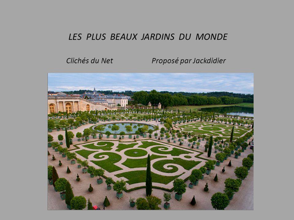 Merci de votre intérêt pour cette ballade musicale dans les Jardins avec la belle chanson de Charles Trenet en terminant par un poème de Jovette Mimeault Ma tète est un jardin à parcourir pour y découvrir les plus belles fleurs l Espérance, le Positivisme et, lOuverture d Esprit.
