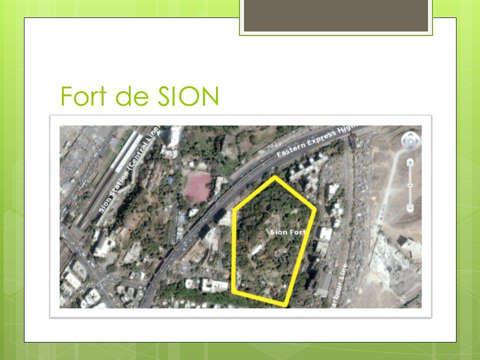 Fort de SION