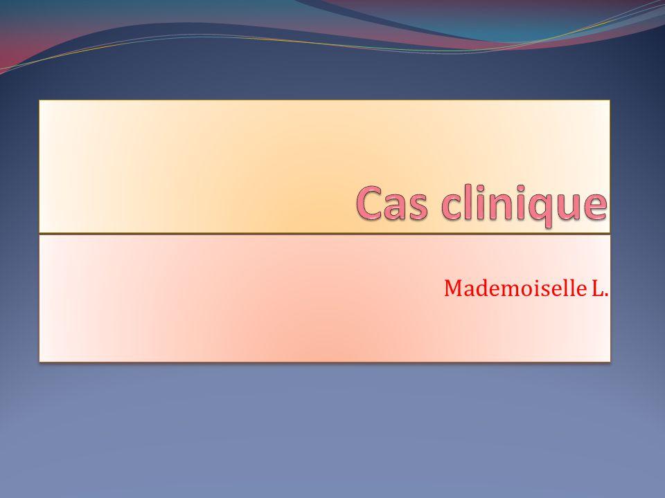 Mademoiselle L.