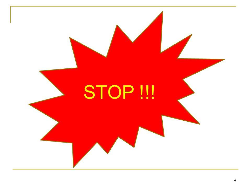 STOP !!! 4