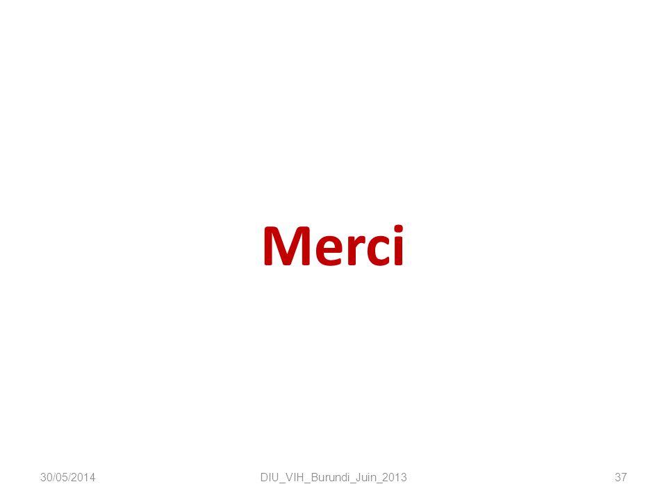 Merci DIU_VIH_Burundi_Juin_20133730/05/2014