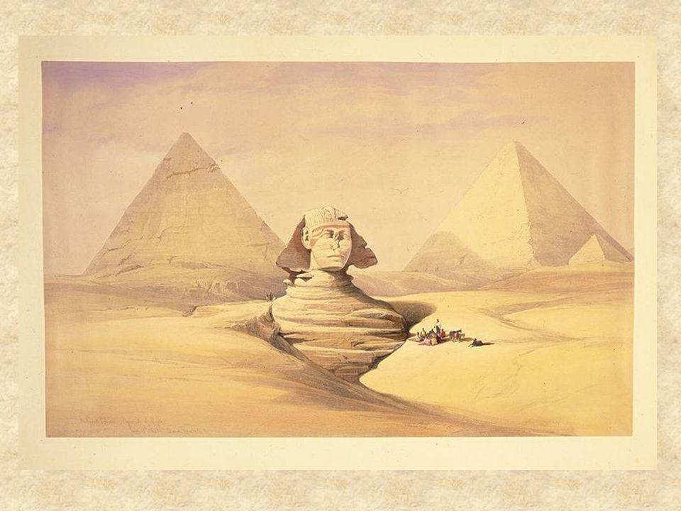 Thèse officielle Les égyptologues situent la date de construction de cet ouvrage autour de -2500, ce qui correspond au règne du pharaon Khephren, dont le Sphinx serait le portrait.