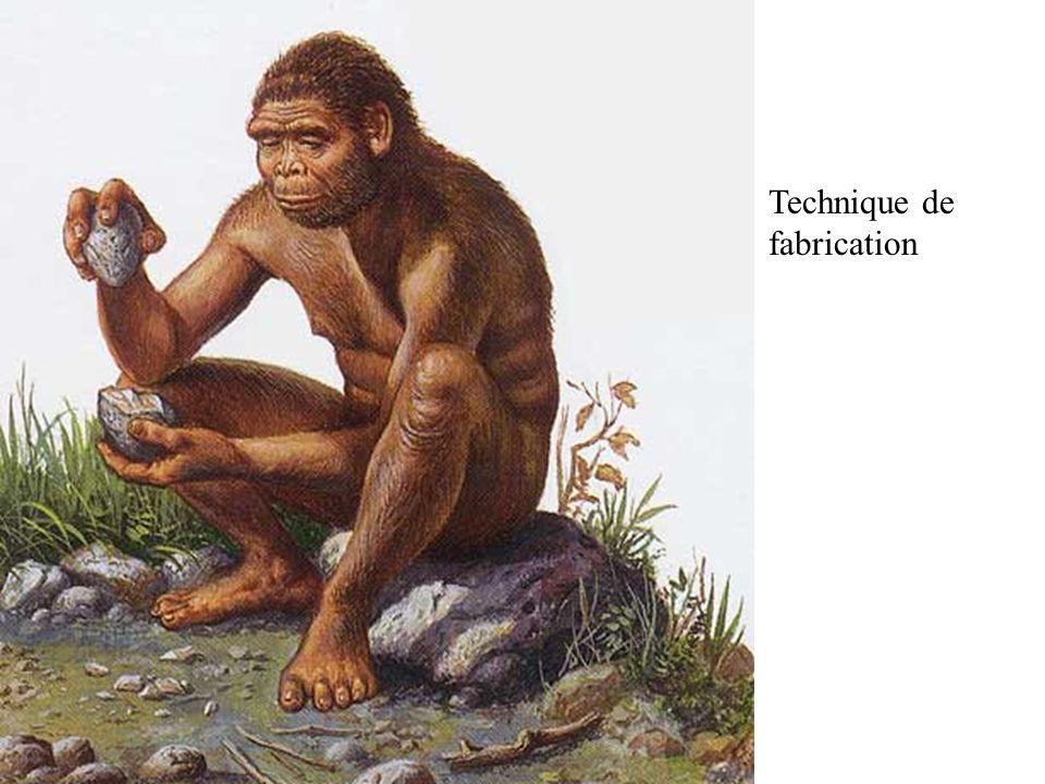 Technique de fabrication