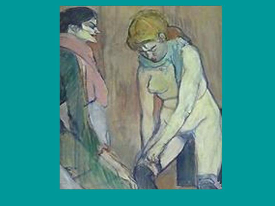 Au début de sa carrière il peignit quelques nus masculins. Ses meilleurs nus représentent des femmes et doivent avoir été faits daprès nature. Ses mod