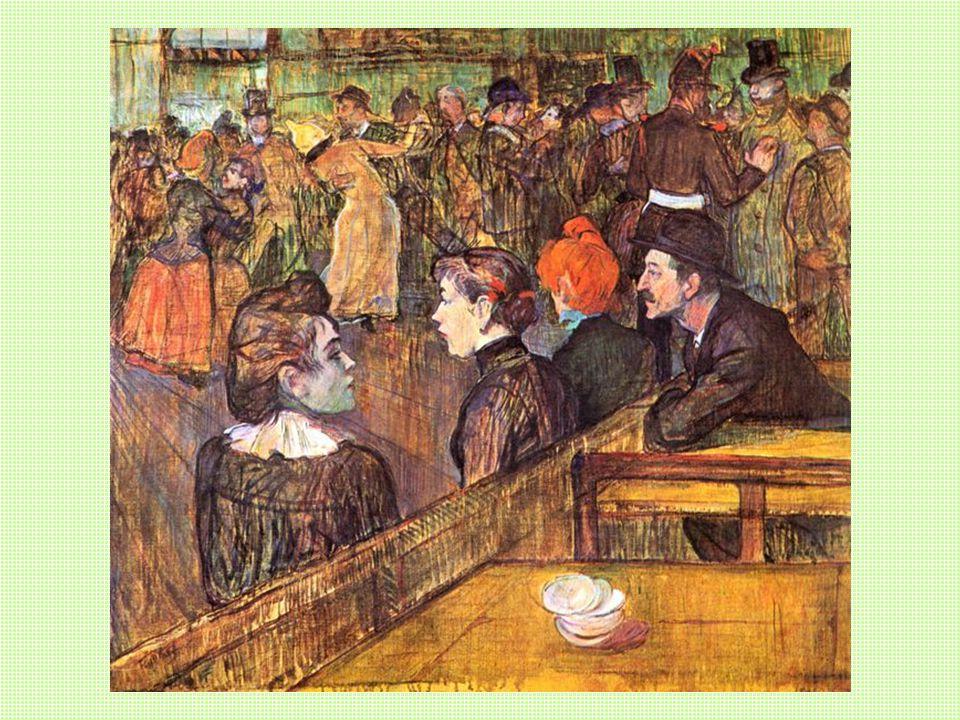 Toulouse-Lautrec donnait des cours de peinture, et il encouragea les efforts de Suzanne Valadon, un de ses modèles qui fut probablement sa maîtresse