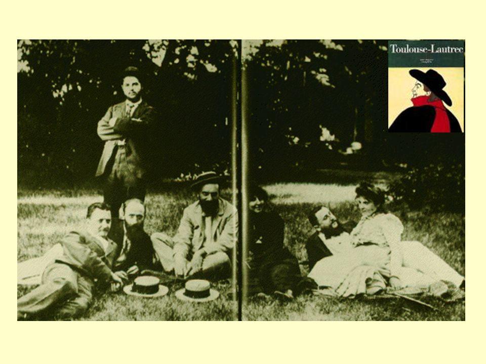 Henri de Toulouse-Lautrec est né en 1864 dans l'une des plus vieilles familles de France, descendant en droite ligne des comtes de Toulouse, qui furen