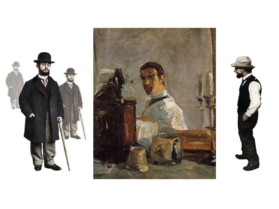 En juillet 1881 Henri échoue au baccalauréat à Paris, mais est reçu à Toulouse à la session d'octobre. C'est alors qu'il décide de devenir artiste. So