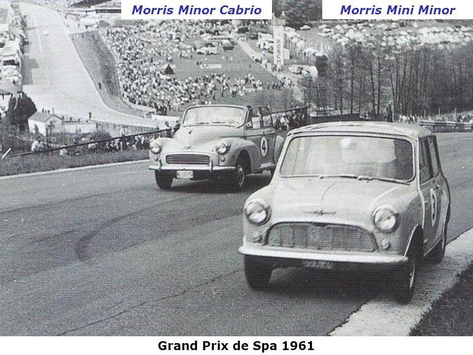 Rallye Liège-Sofia-Liège 1961Renault Dauphine