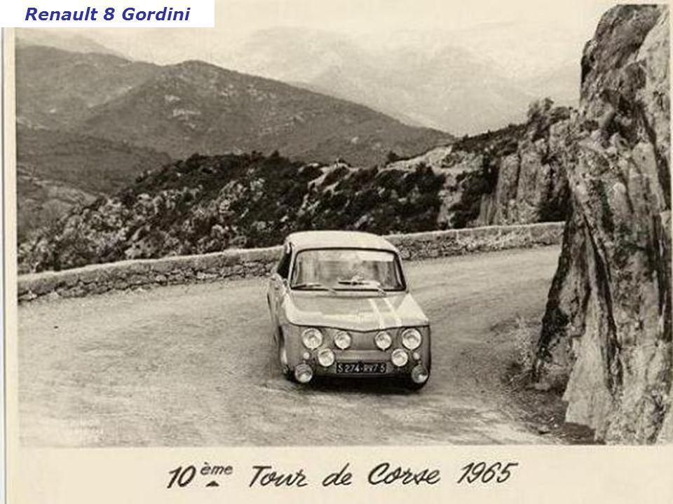 Rallye de Monte-Carlo 1965 Austin Mini Cooper