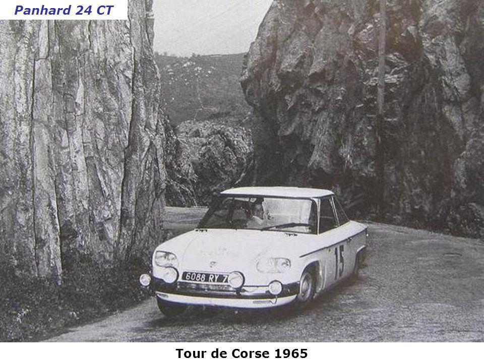 Tour de Corse 1965 Daf