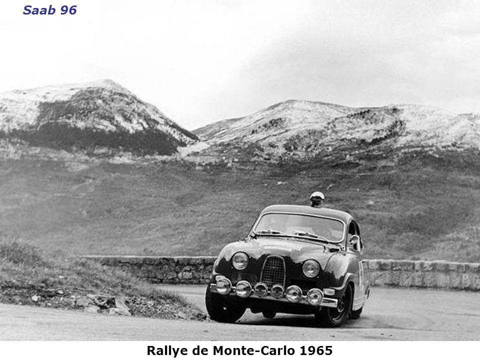 Rallye de lAcropole 1965 Steyr Puch