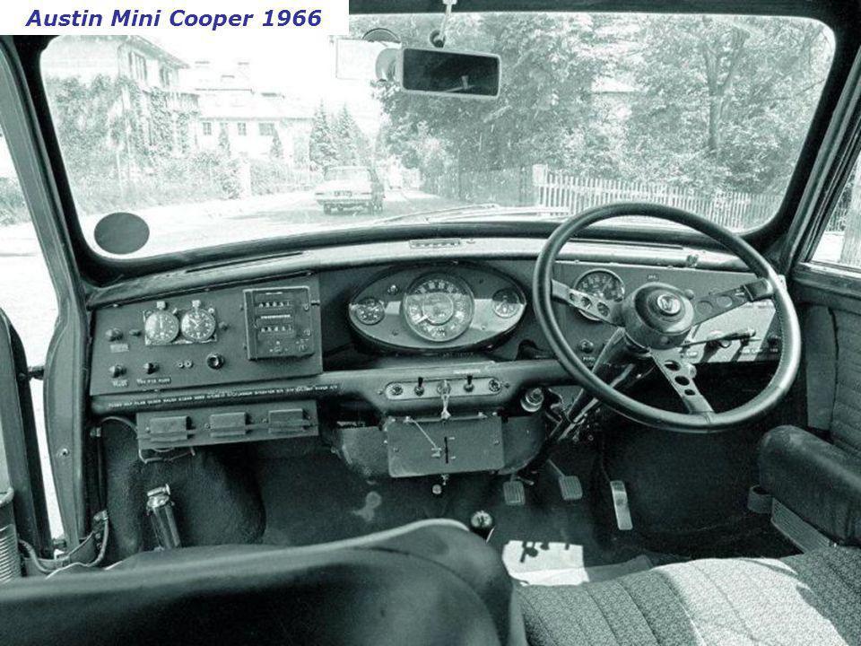Rallye de Monte-Carlo 1965 Ford Corsair GT