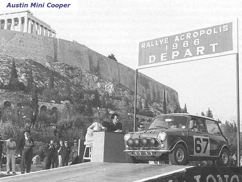Austin Mini Cooper 1966