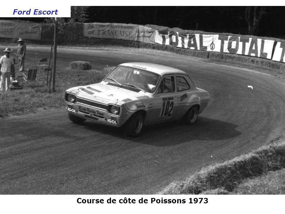 Rallye des 1000 lacs Finlande 1972 Moskvitch