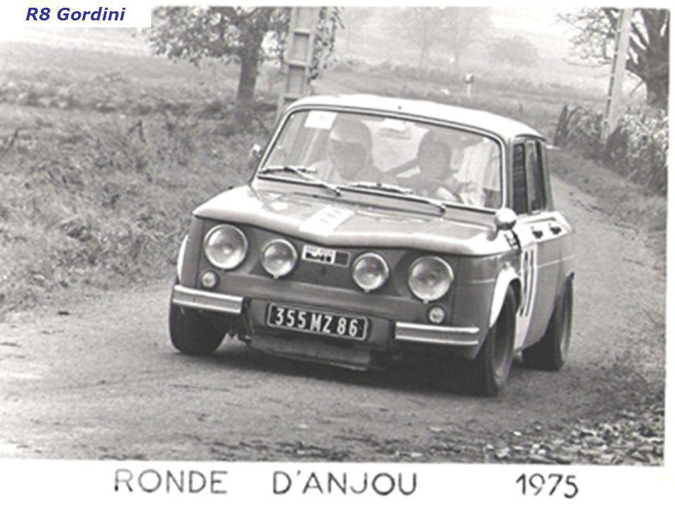 Rallye de Monte-Carlo 1973 Alpine A 110